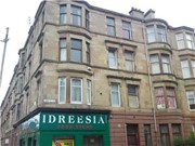 flat to rent annette street glasgow