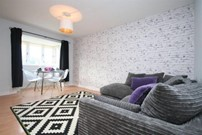 flat to rent ashvale cr glasgow