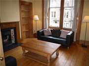 flat to rent comely bank place edinburgh