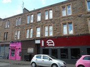 flat to rent crow road glasgow