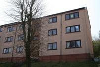flat to rent divernia way east-renfrewshire