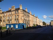 flat to rent east london street edinburgh