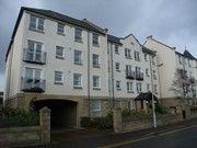 flat to rent halley's court fife