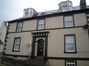 flat to rent high street fife