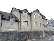 flat to rent leslie place aberdeenshire