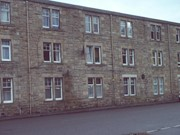 flat to rent links road falkirk