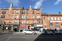 flat to rent london road glasgow