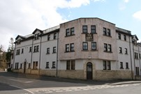 flat to rent main street inverclyde