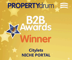 Citylets Wins Property Drum Award