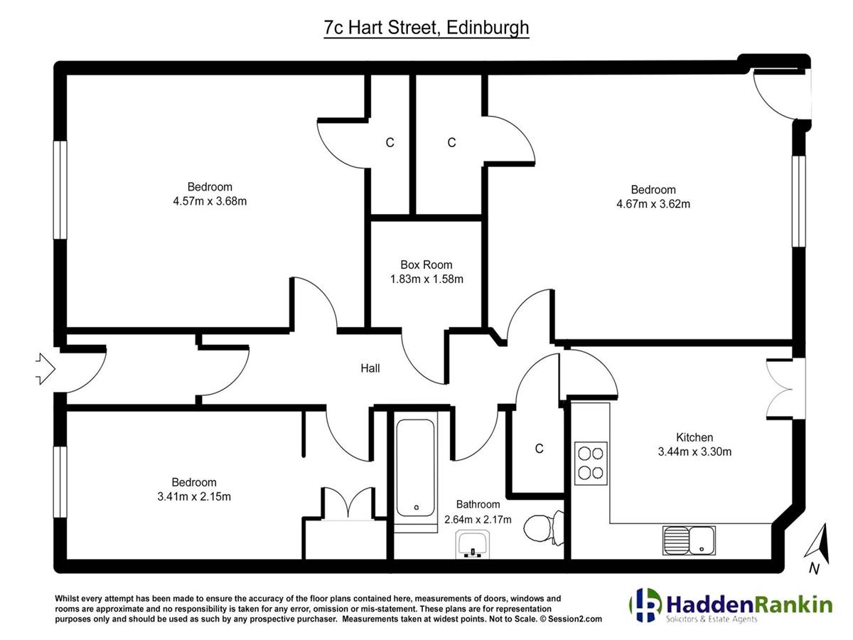 Property for rent at 7C Hart Street