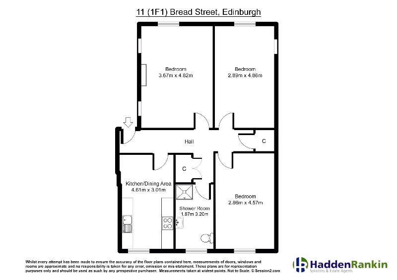 Property for rent at 11/1 Bread Street