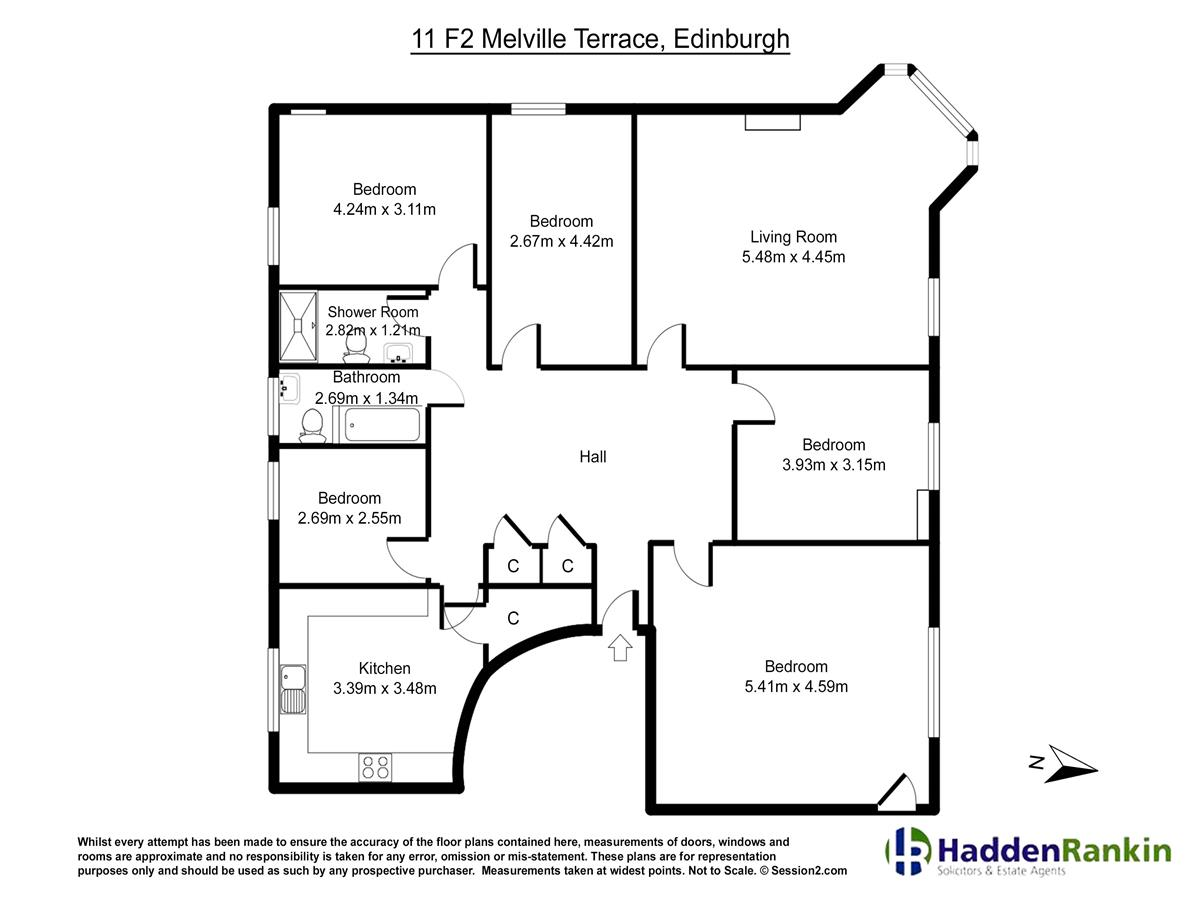 Property for rent at 2F, 11 Melville Terrace