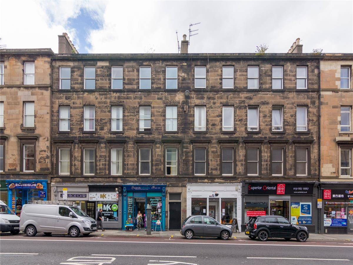 Property for rent at 90/1 South Clerk Street