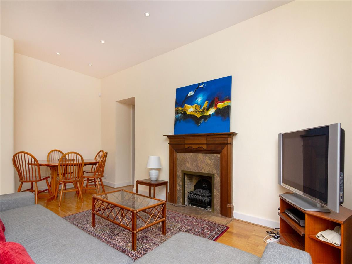 Property for rent at 25A Inverleith Row