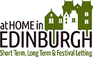 At Home In Edinburgh (Short Term Lets) Logo
