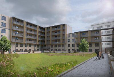Mid Market Housing Coming to Edinburgh