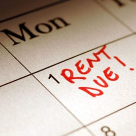 Rent Overdue! Advice for Landlords