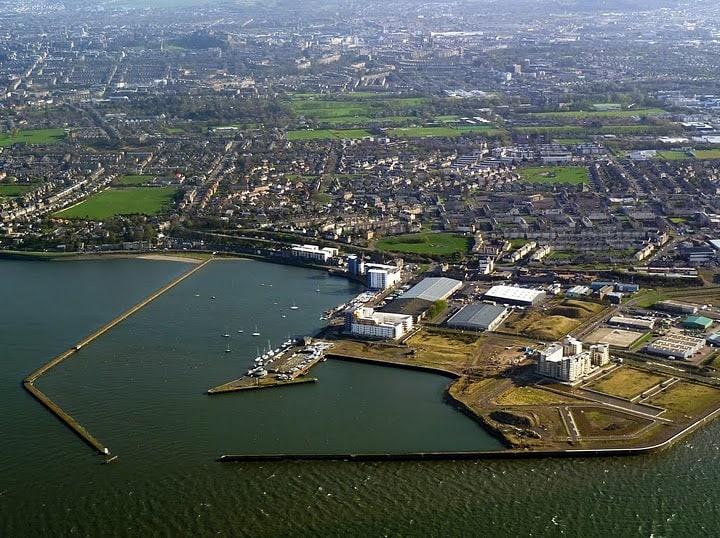 Granton Harbour Marina