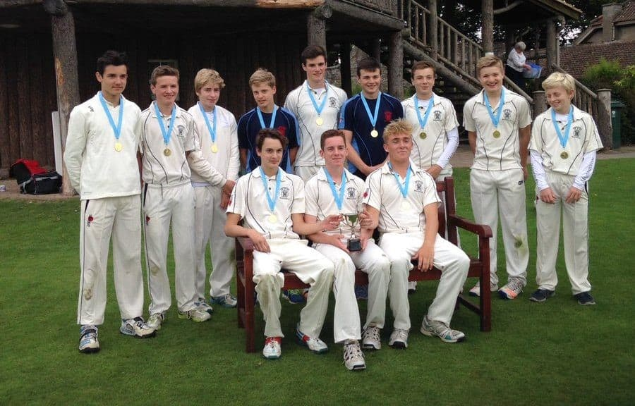 Merchiston Castle Cricket Boys