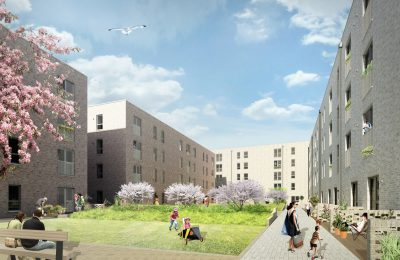 Paving the Way for New Mid Market Homes in Leith