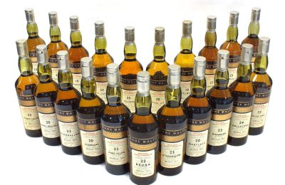 'The Landlord's Share' in Whisky