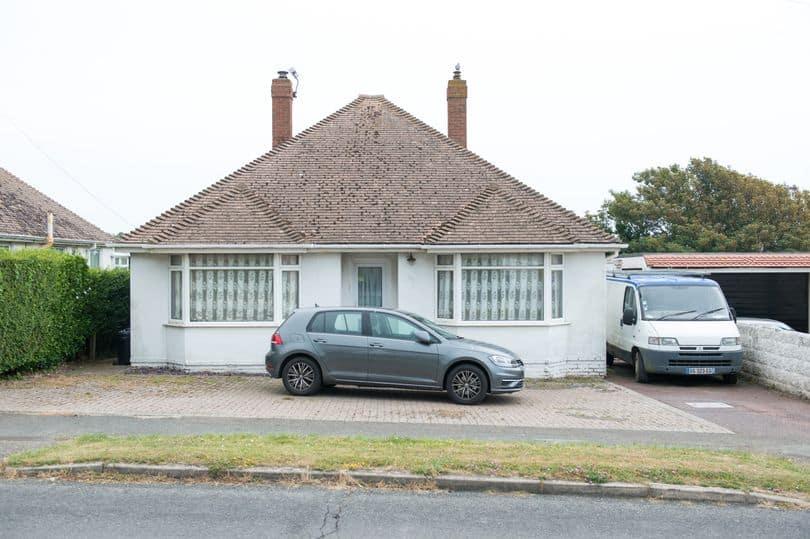 Harding's House