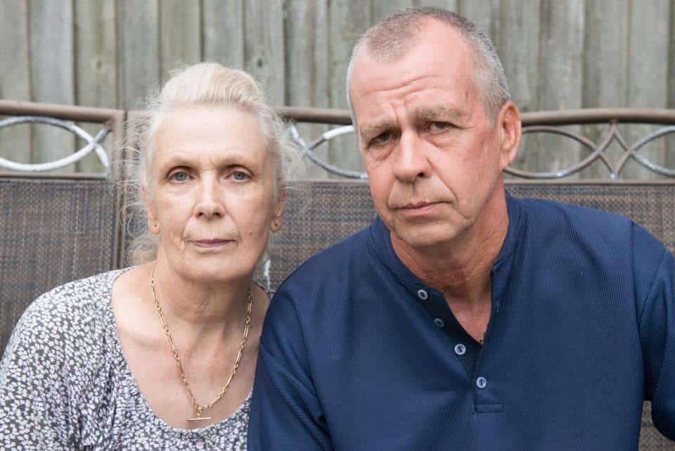 Mr & Mrs Harding