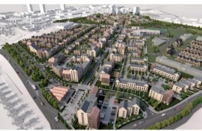 New Mid Market Homes Key Part of £250m Glasgow Sighthill Regeneration