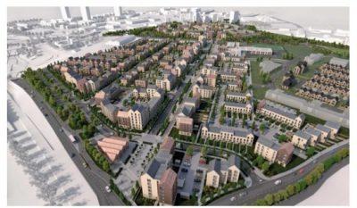New Mid Market Homes Key Part of £250m Glasgow Sighthill Regeneration