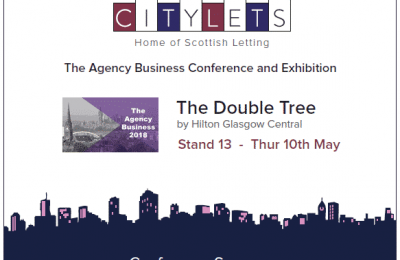 Citylets Sponsor 2018 Agency Business Conference