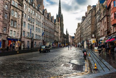 Boom in English Buy to Let Landlords Investing in Scotland