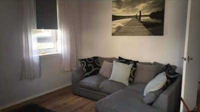 Bleak to Chic: How a Tenant Gave Her Two-Bed Home a Makeover for Under £300