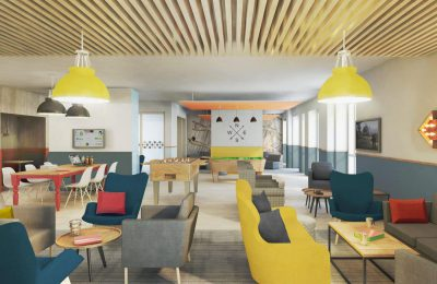 Growing Appetite for Student Accommodation