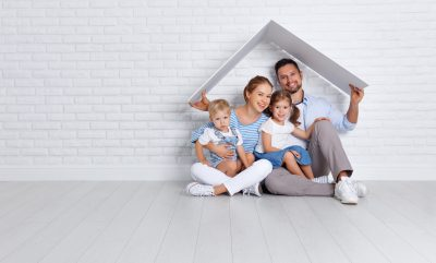 Increasing Numbers of Families Calling Scotland's PRS Home
