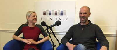 Lets Talk with Jonathan Gordon