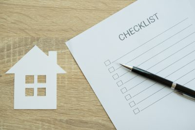The Dream 'Tick List' for Home Buyers