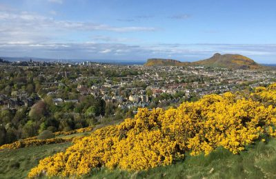 Edinburgh Named the Best Place to Work from Home in Scotland