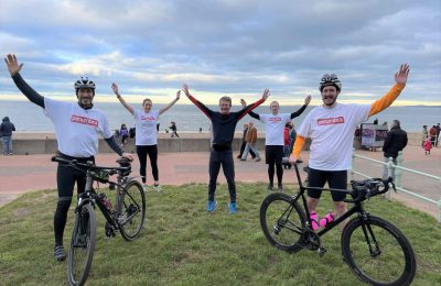 Letting Agent to Walk, Run and Cycle from Scotland to America in Support of Mental Health Charity