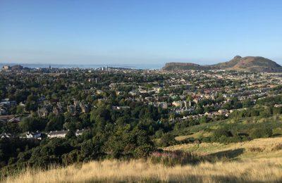 Edinburgh to Become Short Term Let Control Zone?