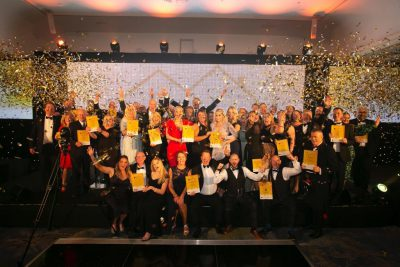 Winners of Residential Letting Team for 2021 Announced